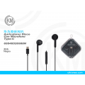 KM-U011华为原装耳机 TYPE-C 插口 黑色