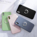 F.TPU Slicona Nano Con Anillo Samsung Galaxy Note 10 Pro